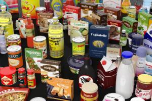 Consumer goods image